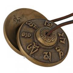 Buddhist musical instruments for meditation