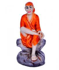 Hindu Religious Small Sai Baba Statue