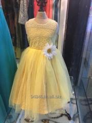 Summer Lemon Kids Gowns