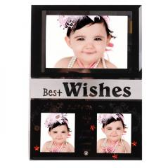 Glass Collage photo frame for Desktop