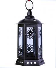Lantern Shaped Candle Holder Tea Lights Lamps