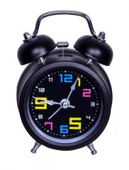 Table Alarm Clock with Ringing Bell