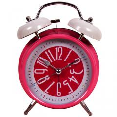 Classic Table Alarm Clock with push button Light