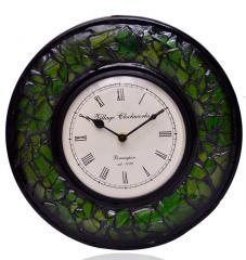 Wall Clock 'Green Magic