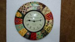 Multi-colour Wall Clock