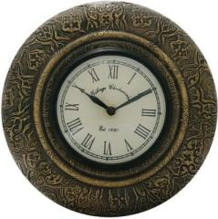Home and Bazaar Analog 30 cm Dia Wall Clock