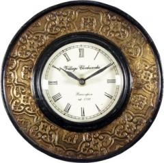 Home and Bazaar Analog Wall Clock
