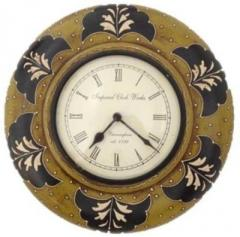 Analog Wall Clock 30 cm Dia (Multicolor) clock13R