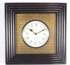Home and Bazaar Analog 35 cm Dia Wall clock (clock 54)