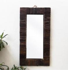 Sleeper Wood Mirror Frame