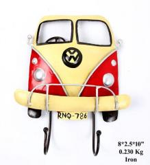 Decorative Truck Shaped Iron Hangers for...