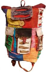 Funky Shoulder Bag for Women - Multicolor