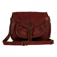 Women's/Ladies Leather Purse or Hand-bag (10162)