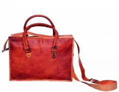 Leather Executive Hand-Bag (10306)