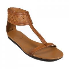 Ladies Designer Leather Sandal