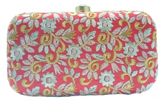 Traditional Women's Clutch  Multicolor (purse15f)