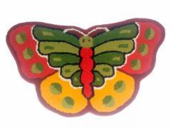 Butterfly shaped Doormat (10589)