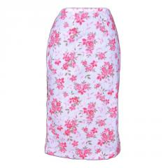 Aeolus Cotton Camric Printed Skirt