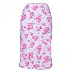 Aeolus Cotton Camric Printed Skirt