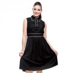 Alvin Black Dress