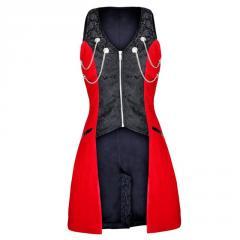 Amey Gothic Long Jacket
