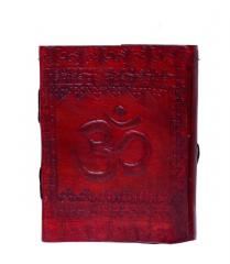 Leather Diary with Naturally Trated Paper