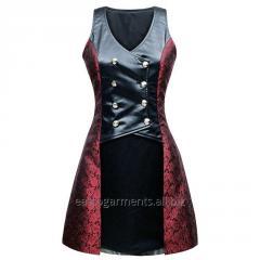 Darlene Gothic Long Jacket