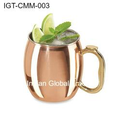 Copper Moscow Mule Mugs for international market
