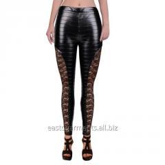 Granya Black Tapering Trouser