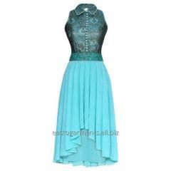 Elysia Shirt Collar Dress