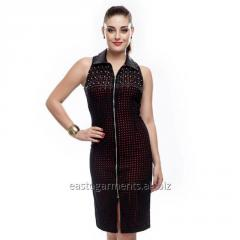 Mayte Collar Sheath Dress