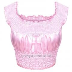 Juliet Burlesque Crop Top