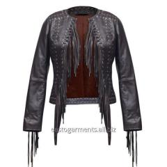 Bellona Genuine Leather Jacket