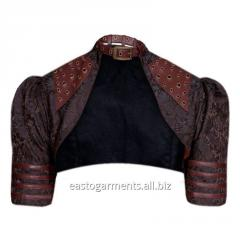 Claudia Steampunk Bolero Jacket