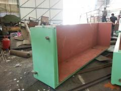 Mould Box for AAC Plant