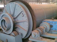 Ball Mill for AAC Plant