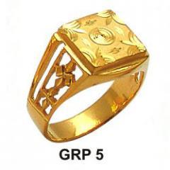 Antique Mens Signet Ring