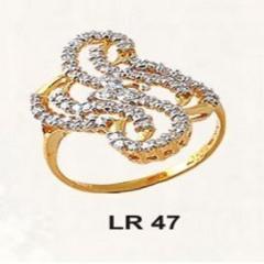CZ Ladies Rings