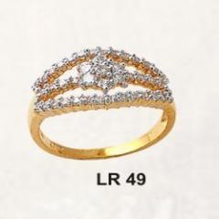 Fashion Diamond Rings