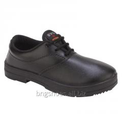 BLACK SCHOOL SHOES (8X10,  11X13)