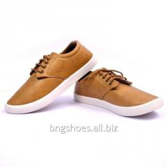 FORMAL CAMEL CANVAS SHOES