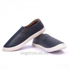 ROYAL-BLUE CANVAS SHOES