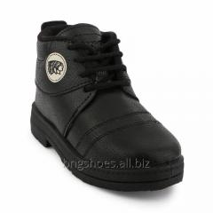 BLACK KIDS SHOES