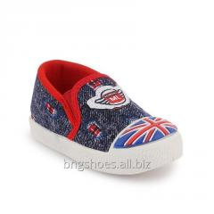 NAVY-BLUE KIDS SHOES