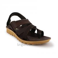 BROWN MAN'S SANDALS