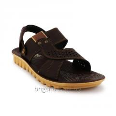 BROWN COLOR SANDALS