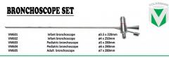 Volksmann Bronchoscope Set