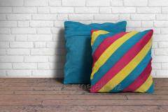 Lining Printed Cushion