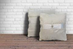 Pearl Embroidered Cushion