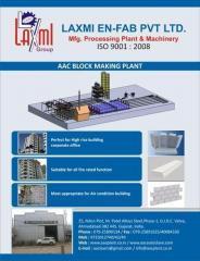 AAC Blocks Creator Machinery